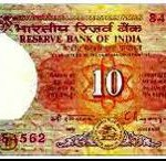 Currency notes without Gandhi's photo!!!
