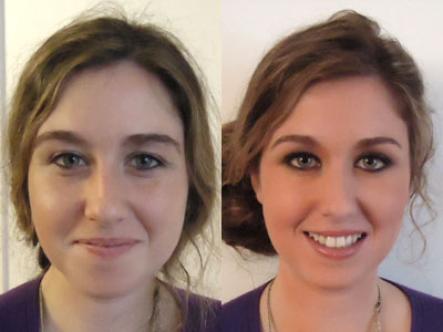 Look At The Astonishing Transformation After Makeup