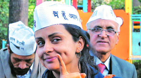 India's Glamorous And Young Politicians