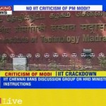 Are you a critic of Modi? Dare not to speak in public